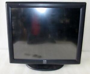 "ELO ET1715L-7CWA-1-G 17"" LCD Touchscreen VGA Monitor (N4622)"