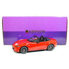 Kyosho KSR18009CR Mazda Roadster Red 1:18 Scale Limited Edition of 400