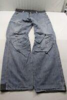 J6300 G-Star Elwood Jeans W36 L36 Blau  mit Mängeln