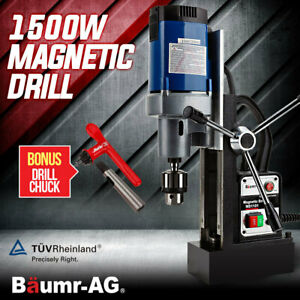 【EXTRA20%OFF】Baumr-AG 240v Commercial Magnetic Drill Electric Electro-Mag