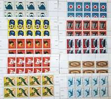 Biafra, Stamps 2012 - 10 Sheets Mint Condtition