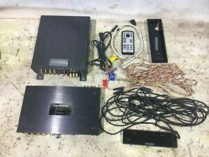 Pioneer Carrozzeria Processor AXM-P01 + DEQ-P01II