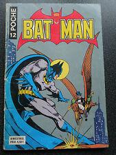 BATMAN POCHE N° 12  DC COMICS