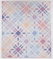 Sun Flare Quilt - modern pieced quilt PATTERN - Then Came June