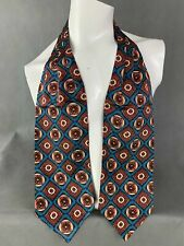 TOOTAL Gentleman's 100% Silk DRESS SCARF