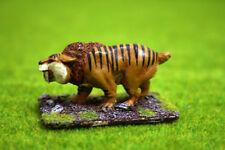Deezee Miniatures Smilodon o Sabre dentadas Tiger (Stalking) dz15 28 Mm Wargames