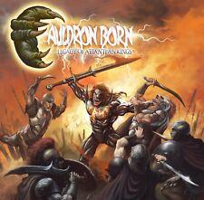CAULDRON BORN - Legacy Of Atlantean Kings (NEW*US EPIC/PROG/POWER METAL*FATES W.