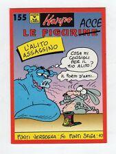 figurina card - HARPO MASTER CARDS  - numero 155