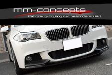 Spoilerlippe für BMW 5er F10 F11 Lippe M - Performance Schwert M Paket Diffsuor