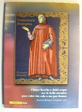 "2004  Italia  Folder  ""Francesco Petrarca """