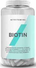 Myvitamins Biotin Tablets 90 Piece for Hair,Skin and Nails Myprotein Thg