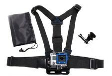 Chest Mount Harness compatible with all Gopro® cameras Chesty