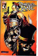 PAINKILLER  JANE  : N° 3     EDITIONS  GENERATION  COMICS