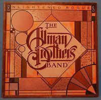 ALLMAN BROTHERS ENLIGHTENED ROGUES LP 1979 ORIGINAL PRESS PLAYS GREAT! VG+/VG+!!