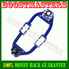 Honda Civic 92-95 Acura Integra 94-2001 Front Upper Camber Kit Adjustabe Blue
