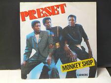PRESET Monkey shop 14248