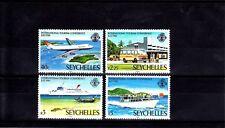 SEYCHELLES-SG478-481-TOURISIM CONFERENCE MANILA -MNH