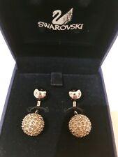 BNIB Swarovski Crystal Earring Studs