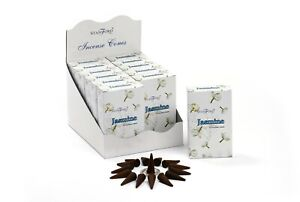 Stamford  Jasmine Incense Cones Perfumery Long Burning 180 Cones