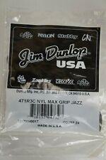 Dunlop Guitar Picks Jazz iii Carbon Fiber Nylon 24 Pack 471R3C