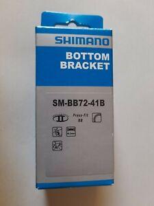 Shimano Ultegra SM-BB72-41b Pressfit Pedalier 86,5mm
