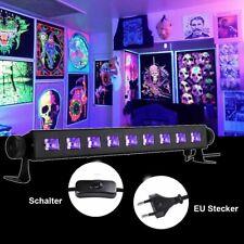 UV BAR 27W LED Schwarzlicht Bühnenbeleuchtung Lichteffekt Disco Wall Lampe