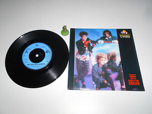 Thompson Twins - Don´t mess with Doctor Dream (1985) Vinyl 7` inch Single Vg ++
