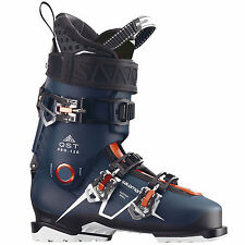 Salomon QST Pro 120 Men's Ski BOOTS / Shoes Skiboot All Mountain Piste MP 26.5 L39153400 Teal Blue