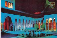 B52414 Granada Alhambra iluminada    spain
