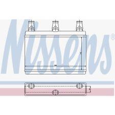Nissens Wärmetauscher, Innenraumheizung BMW 5,5 Touring,6 70522