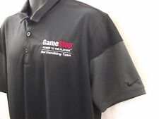 Nike Golf Men's XL Game Stop Marketing Team Polo Shirt Stars Wars Battlefront II