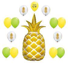 Pineapple Party Supplies Birthday Balloon Decoration Kit
