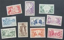 Nystamps französische Sudan Stempel # 102-111 postfrisch OG H s17x2388