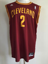 CLEVELAND CAVS KYRIE IRVING ADIDAS NBA SWINGMAN BASKETBALL JERSEY MEN S  LARGE a6afd63a2