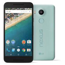 LG Nexus 5X - 16GB - Turquoise (Unlocked) Smartphone Very Good Condition
