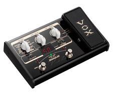 Vox stomplab II Guitar Modeling efecto procesador para guitarra Bass efecto dispositivo