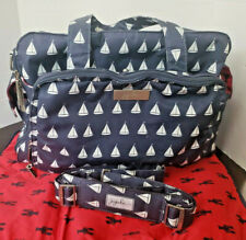 JuJuBe Be Prepared Messenger tote Diaper Bag