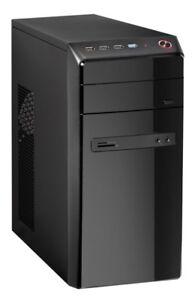 Desktop PC Intel Core i5 6400,8GB RAM,480Gb SSD,2Tb Hard-HDMI/VGA,Windows 10 Pro