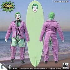 BATMAN 1966 TV SURFING SERIES JOKER 8 INCH ACTION FIGURE NEW IN POLYBAG