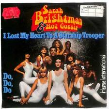 "Sarah Brightman - I Lost My Heart To A Starship Trooper - 7"" Vinyl Record"
