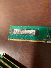 Lot Of 25 Samsung 512mb Memory Card/Module