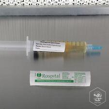 10cc BLACK MOREL Mushroom (Morchella Angusticeps) liquid culture syringe