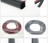 4M Car Door Rubber Big D Channel Edge Edging Trim Seal Trunk Strip Universal