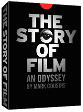 factory sealed, THE STORY OF FILM: AN ODYSSEY, DVD UPC 741360538108