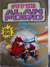 Alan Ford Super Alan Ford Serie ORO n°22 (nr 64-65-66)  [G308]