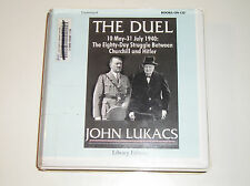 The Duel: The 80-Day Struggle Between Churchill and Hitler Audiobook Unabridged