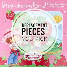 Strawberry Land Strawberry Shortcake Replacement Pieces Rose Art 2003 - You Pick