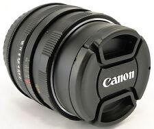 (EMF AF Confirm) HELIOS 44m Lens Canon EOS EF Mount 6D 7D 5D Mark II III IV 1D