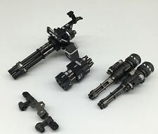 1/35 Weapon Unit Gatling Guns For  Metal Slug models Tank Action Mini Tank