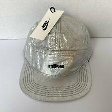 Nike Sportswear NIKELAB AW85 Mars Landing Hat Cap CJ1613-095 Air Max NWT Silver
